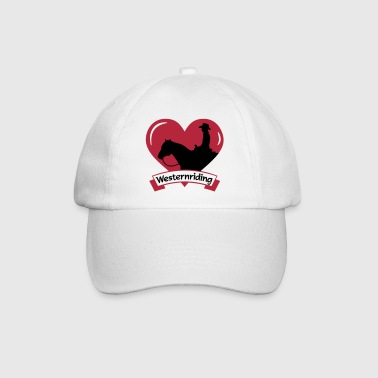 Westernriding / I love western riding - Baseball Cap