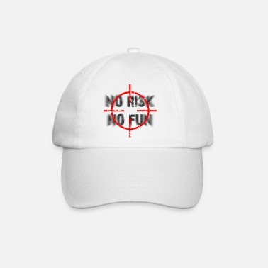 risk & fun - Baseball Cap