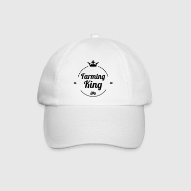 Farming Farming King - Baseball Cap