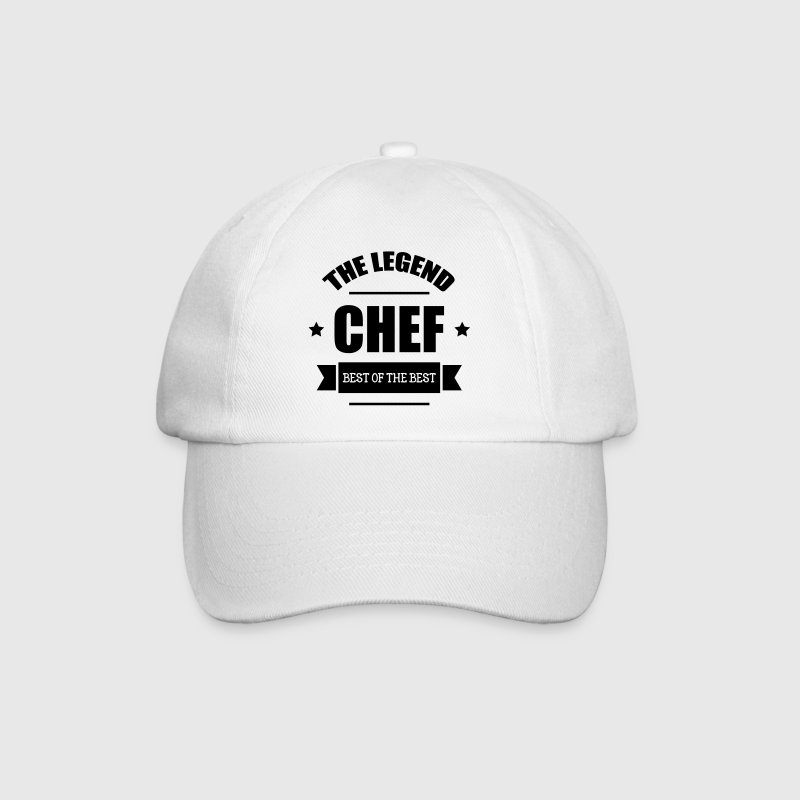 Chef   cooking - Gorra béisbol