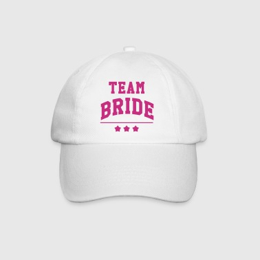 Team Bride - Wedding - Baseballkappe