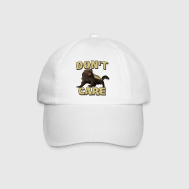 Honey Badger Don't Care - Baseball Cap