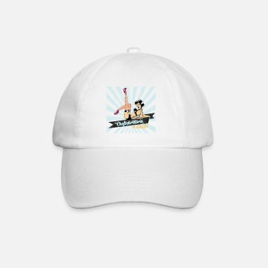 Job Underwear sexy chief secretary secretary retro gift woman - Baseball Cap