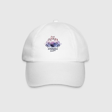 Summer Surfing - Baseball Cap