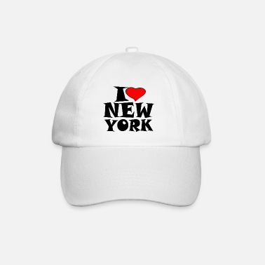 I Love New York New York - I Love New York - I Love New York - Baseball Cap