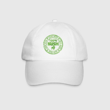 100% Irish - Baseball Cap