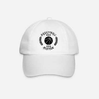 Addictive Basketball Addiction - Addict addicting ball sports - Baseball Cap