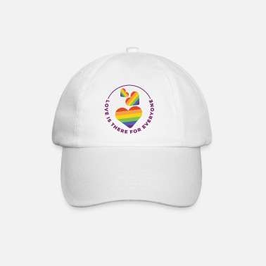Everyone Love is there for everyone - Baseball Cap