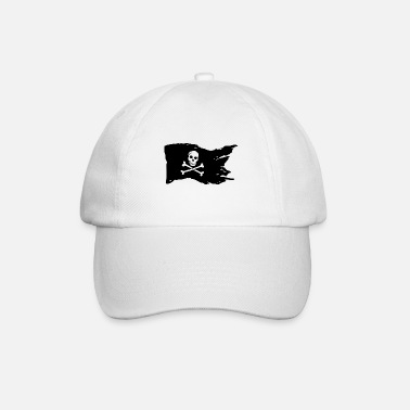 Pirate Flag pirate flag - Baseball Cap