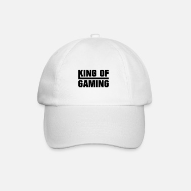 Game King of gaming - Baseball Cap