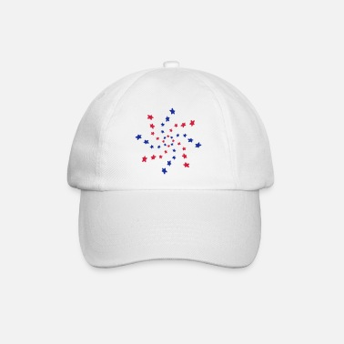 Navy USA flag - Baseball Cap