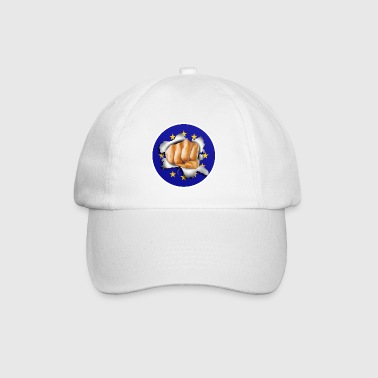 Eu Anti EU - Fist 002 - Baseball Cap