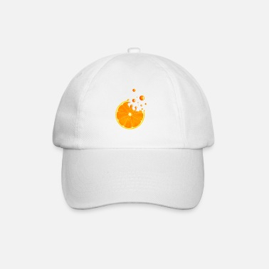 Tasty Citrus Orange - Baseball Cap