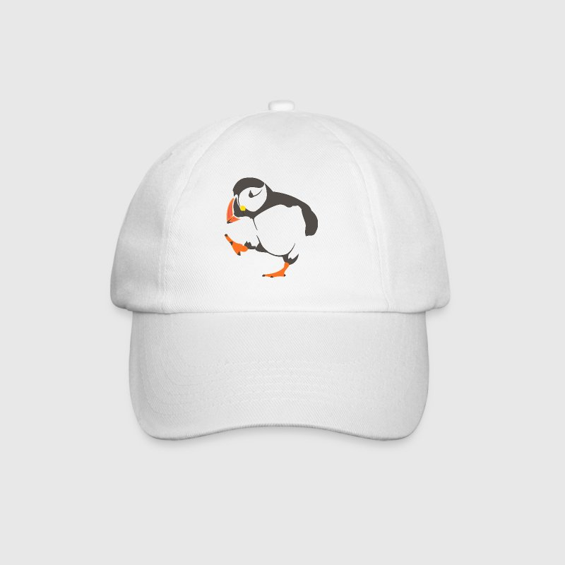 Walking  puffin - Baseball Cap