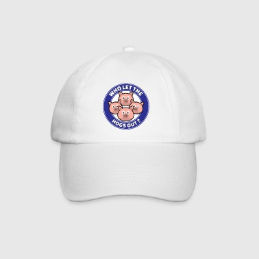 Who Let The Hogs Out - Baseball Cap