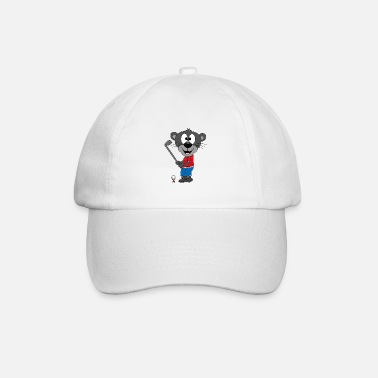 Comic Panter - Golf - Dier - Kinderen - Baby - Strip - Baseball cap