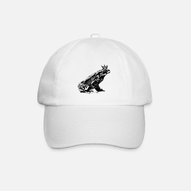 Lang Crowned Toad - Baseball Cap