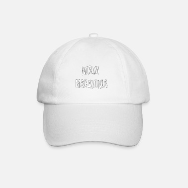 North Yorkshire North Macedonia - Baseball Cap