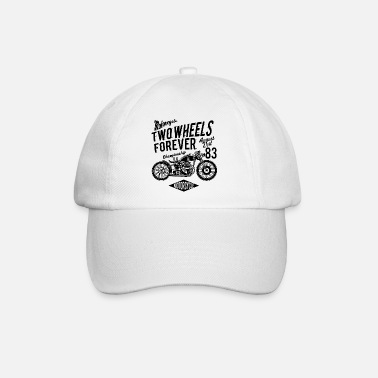 Two-wheeled Two Wheels Forever - Baseball Cap