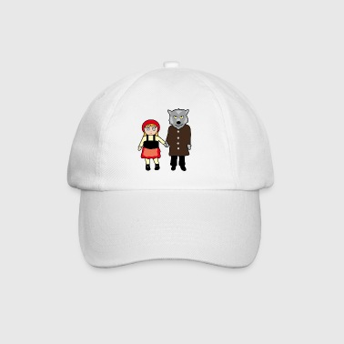 Little Red Riding Hood - Baseball Cap