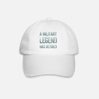 Serviceman Retired Military Armed Forces Veteran Soldier GI - Baseball Cap