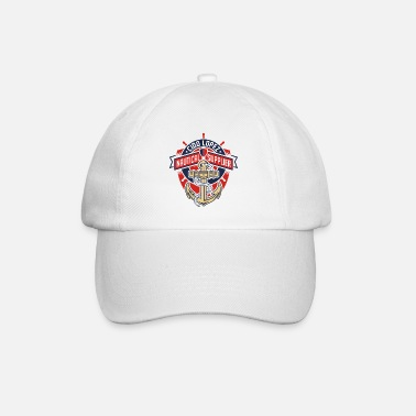 Graphic Art Nautical Graphic Art - Baseball Cap