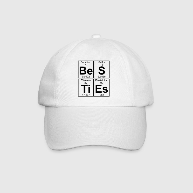 Be-S-Ti-Es (besties) - Full - Baseball Cap