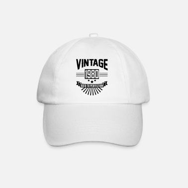 Vintage VINTAGE 1980 - Aged To Perfection - Baseball Cap