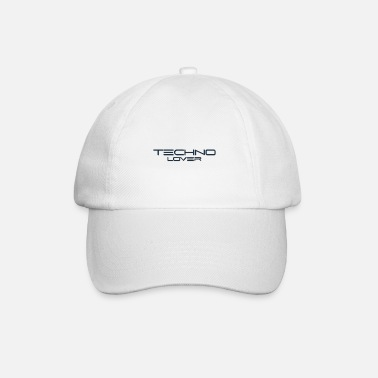Techno lover - Baseball Cap