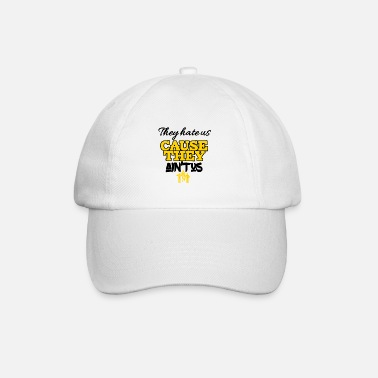 Us Theyhate us cause they is not us - Baseball Cap