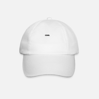 Horizontal Cool horizontalement - Casquette baseball
