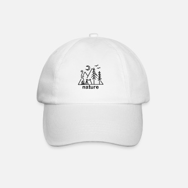 Planet nature nature - Casquette baseball