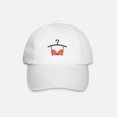 Shape Underwear Women's underwear on a clothes hanger - Baseball Cap