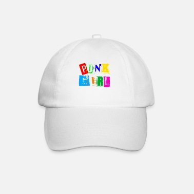 Punk Girl Punk girl - Baseball Cap