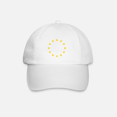 Union EU Flag Stars  - Baseball Cap