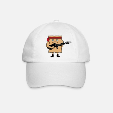 Terror Terror Cookie - Baseball Cap