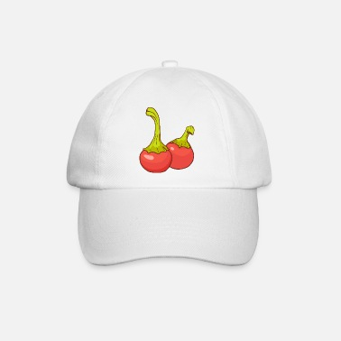 Chilli Pepper Red chilli pepper hot pepper vegetables - Baseball Cap