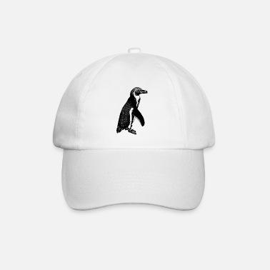 Neve artica del polo sud del pinguino di imperatore del pinguino - Cappello  con visiera 1b537144d0bf