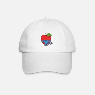 Healthy Underwear Apple Thong Underwear Bitch Funny Sexy - Baseball Cap