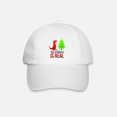 Trex - De strijd is echt - Baseball cap