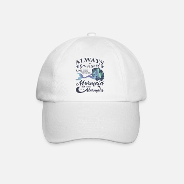 Mermaid Mermaid - Baseball Cap