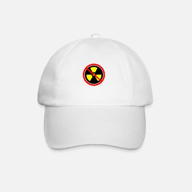 Castor Transport Anti nuclear power Nuclear power stations Nuclear energy Atomic energy - Baseball Cap