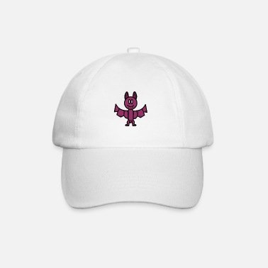 Halloween Bat Bat Cute - Baseball Cap