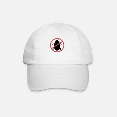 Travel Bug No Bed Bugs | Bed bugs banned bed bug travel - Baseball Cap