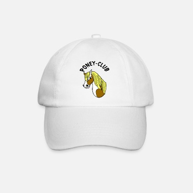 Riding Club Pony club riding - Baseball Cap