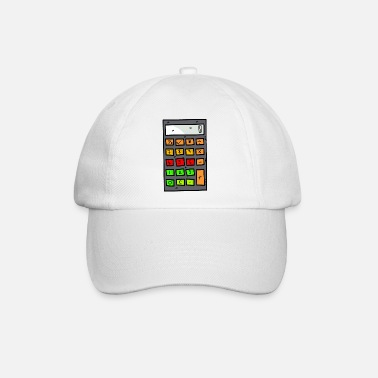 Calculator calculator - Baseball Cap