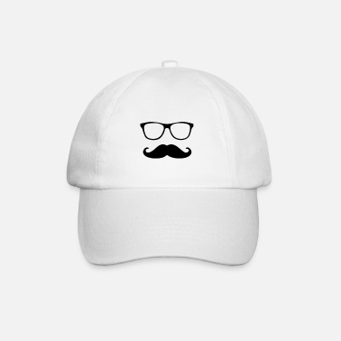 Schnäucher with glasses - Baseball Cap
