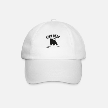Matching Outfit Baby bear - matching outfit with mom or dad - Baseball Cap