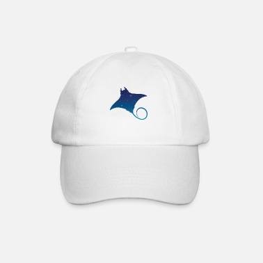 Planet Space flying squirrel - Baseball Cap
