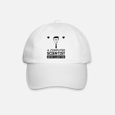 Computer Computer science student in computer science - Baseball Cap
